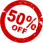 We offer a 50% discount on any second appliance repaired in the same visit.