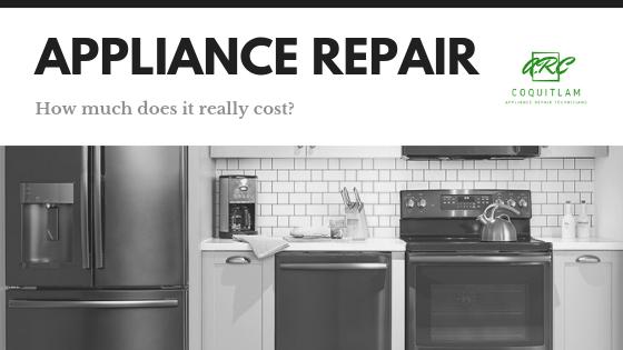 Appliance repair coquitlam