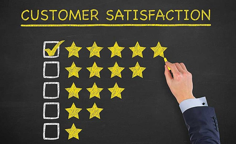customer satisfaction experience - appliance repair servieces